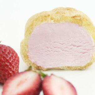 アイスクリーム ストロベリー
