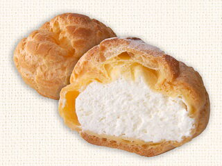 冷凍シュークリーム北海道生クリームシュー6個入スイーツ洋菓子のヒロタHIROTAデザートお菓子おやつ