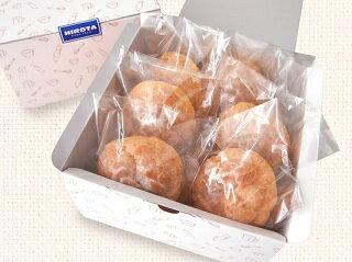 冷凍シュークリームSETソフトクッキーシュー北海道生クリームシュー各3個入スイーツ洋菓子のヒロタHI