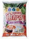ドリーム 油かす10kg 5-2-1 【ガーデニング 園芸肥料 花 野菜の肥料 家庭菜園肥料】