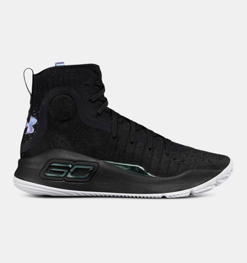 Under Armour アンダーアーマー Curry 4 Mid (GS) 1295995 カリー4 ミッド ボーイズグレードスクール バスケットボール シューズ 子供 キッズ 取り寄せ商品