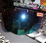 SIMPSON(シンプソン) RX10・ダイヤモンドバック  ミラーシールド