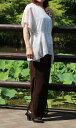 涼しい 肌に優しい レディースパンツ、夏物ズボン、夏物パンツ 新発売