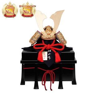 五月人形 人気 コンパクト おしゃれ 兜飾り 国宝模写