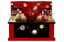 雛人形 木目込み 人気 かわいい おしゃれ ひな人形 愛 - あい - 親王飾り H3-12SN-006-M
