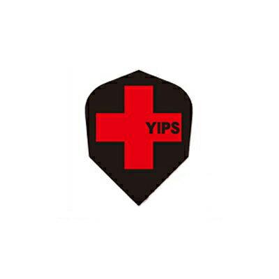 PROフライト indiesシリーズ <YIPS (イップス)クリアレッド セミスタンダード>プロ Flight インディーズ Clear Red SemiStandard ソフトダーツ 【あす楽】