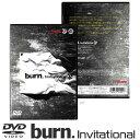 【メール便OK】【DVD】Burn.Invitational【バーンインビテーショナルKTM.プレーヤーPlayer第一弾ソフトダーツSOFTDARTS