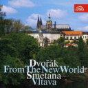作曲家名: Ta行 - Dvorak ドボルザーク / Sym, 9, : Neumann / Czech Po (1972) +smetana: Moldau 輸入盤 【CD】