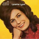 藝人名: L - Loretta Lynn / Definitive Collection 輸入盤 【CD】