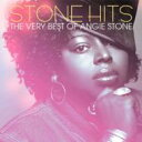 藝人名: A - Angie Stone アンジーストーン / Stone Hits: Very Best Of 輸入盤 【CD】