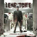 藝人名: L - LENG TCH'E / Process Of Elimination 【CD】