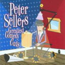 Peter Sellers / Greatest Comedy Cuts 輸入盤 【CD】