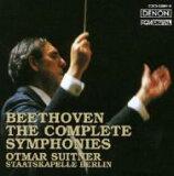 【】 Beethoven ベートーヴェン / 交響曲全集 スイトナー&シュターツカペレ?ベルリン(6CD) 【CD】