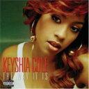 艺人名: K - Keyshia Cole キーシャコール / Way It Is 輸入盤 【CD】