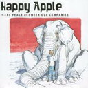 Artist Name: H - Happy Apple / Peace Between Our Companies 輸入盤 【CD】