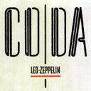 Bungee Price CD20% OFF 音楽Led Zeppelin レッド・ツェッペリン / Coda -最終楽章 【CD】