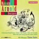 作曲家名: A行 - 【送料無料】 Arnold Malcolm アーノルド / アーノルド:序曲集 R.ガンバ&BBCフィルハーモニック + 掃除機3台&床磨き機1台(大々的序曲) 輸入盤 【CD】