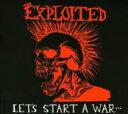 Artist Name: E - Exploited / Let's Start A War 輸入盤 【CD】