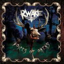 Artist Name: R - Rwake / Voices Of Omens 【CD】