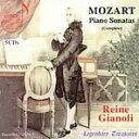 作曲家名: Ma行 - 【送料無料】 Mozart モーツァルト / ピアノ・ソナタ全集 ジャノリ(5CD) 輸入盤 【CD】