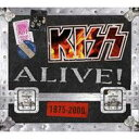 Artist Name: K - 【送料無料】 Kiss キッス / Alive: 1975-2000 輸入盤 【CD】