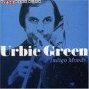 艺人名: U - Urbie Green アービーグリーン / Indigo Moods 輸入盤 【CD】