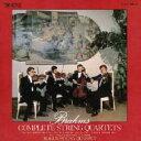 作曲家名: Ha行 - Brahms ブラームス / 弦楽四重奏曲全集 プラハ弦楽四重奏団(2CD) 【CD】