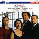 Composer: Ta Line - Dvorak ドボルザーク / 弦楽四重奏曲第12番『アメリカ』、第14番 カルミナ四重奏団 【CD】