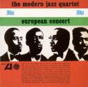 藝人名: M - 【送料無料】 Modern Jazz Quartet モダンジャズカルテット / European Concert 【CD】