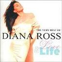 艺人名: D - 【送料無料】 Diana Ross ダイアナロス / Love And Life 【CD】