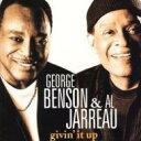 Artist Name: G - George Benson/Al Jarreau ジョージベンソン/アルジャロウ / Givin' It Up 輸入盤 【CD】