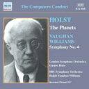 管弦樂 - Holst ホルスト / 組曲『惑星』、他 ホルスト&ロンドン交響楽団、他 輸入盤 【CD】