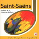 Composer: Sa Line - Saint-Saens サン=サーンス / 交響曲第3番『オルガン付き』、『動物の謝肉祭』、他 オーマンディ&フィラデルフィア管弦楽団 輸入盤 【CD】
