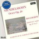 作曲家名: Ma行 - Mendelssohn メンデルスゾーン / 八重奏曲、他 ASMF 輸入盤 【CD】