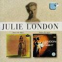 藝人名: J - Julie London ジュリーロンドン / About The Blues / London By Night 輸入盤 【CD】