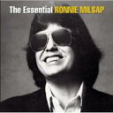 艺人名: R - 【送料無料】 Ronnie Milsap / Essential Ronnie Milsap 輸入盤 【CD】
