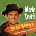 Artist Name: M - 【送料無料】 Merle Travis / Folk Songs Of The Hills 輸入盤 【CD】