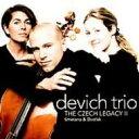 Composer: Ta Line - 【送料無料】 Dvorak ドボルザーク / Piano Trio.1: Devich Trio +smetana: Trio 輸入盤 【CD】