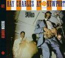 藝人名: R - Ray Charles レイチャールズ / At Newport 輸入盤 【CD】