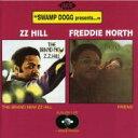 艺人名: Z - 【送料無料】 Zz Hill / Brand New Zz Hill / Friend 輸入盤 【CD】