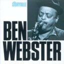 Artist Name: B - Ben Webster ベンウェブスター / Masters Of Jazz 輸入盤 【CD】