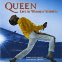 Artist Name: Q - 【送料無料】 Queen クイーン / Live At Wembley Stadium (Rmst) 輸入盤 【CD】