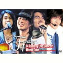 F4 エフフォー / Fantasy Live Concert World Tour At Hong Kong Coliseum 【DVD】