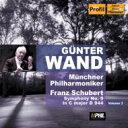 Composer: Sa Line - 【送料無料】 Schubert シューベルト / 交響曲第9番『グレート』 ヴァント & ミュンヘン・フィル 輸入盤 【CD】