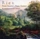 Composer: Ra Line - 【送料無料】 Ries リース / リース:ピアノ四重奏曲&ピアノ五重奏曲/ウィーン・ピアノ五重奏団 【CD】
