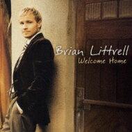 Brian Littrell / Welcome Home 【CD】