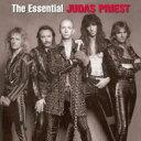 Artist Name: J - 【送料無料】 Judas Priest ジューダスプリースト / Essential Judas Priest 【CD】