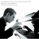 Mozart モーツァルト / ピアノ協奏曲第20番、第24番 シュタットフェルト、ヴァイル&NDR交響楽団 【CD】