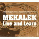 艺人名: M - Mekalek (Time Machine / Dance) / Live And Learn 【CD】