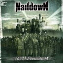 Artist Name: N - Naildown / World Domination 【CD】